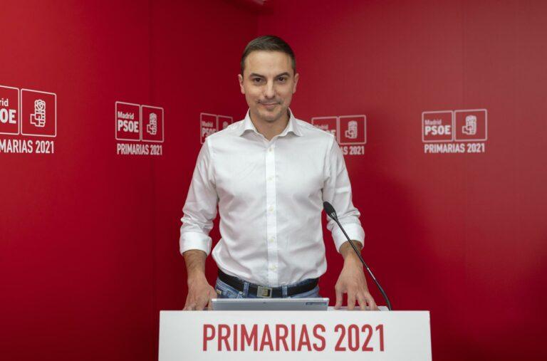 Lobato logra hacerse con el liderazgo de la Secretaría General del PSOE de Madrid