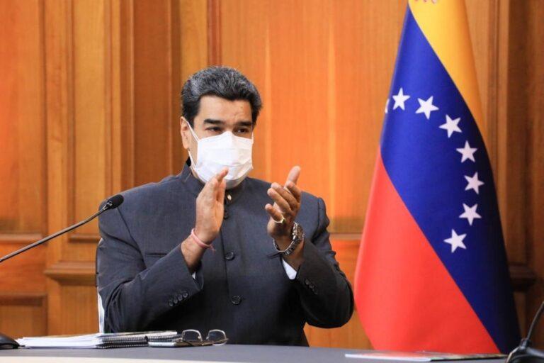 """Maduro destaca el Día de la Resistencia Indígena como """"grito de rebeldía"""" ante la """"invasión"""" española"""