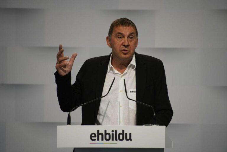La AVT exige a Otegi reconocer que ningún atentado de ETA tuvo justificación