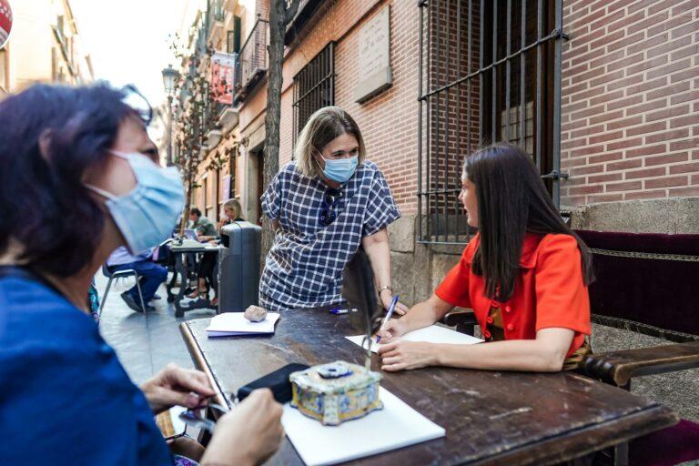 La C. de Madrid espera colaborar con el Gobierno para la promoción del español