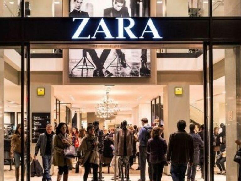Zara y Banco Santander, dos únicas marcas españolas entre las más valiosas del mundo, según Interbrand